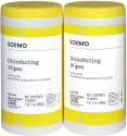 Deals List: 150-ct Solimo Disinfecting Wipes