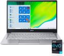 """Deals List: Acer Swift 3 Intel Evo Thin & Light Laptop, 14"""" Full HD, Intel Core i7-1165G7, Intel Iris Xe Graphics, 8GB LPDDR4X, 256GB NVMe SSD, Wi-Fi 6, Fingerprint Reader, Back-lit KB, SF314-59-75QC"""