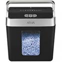 Deals List: Ativa 8-Sheet Micro-Cut Lift-Off Shredder With Handle