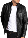 Deals List: Reserve Collection Traditional Fit Leather Jacket