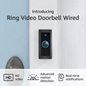 Deals List: New 2021 Ring Video Doorbell Slimmed-Down Design