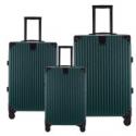 Deals List: 3-Piece Spinner Luggage Set Hardside 20, 24, 28-inch