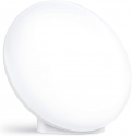 Deals List: Light Therapy Lamp, TaoTronics UV-Free 10000 Lux Therapy Light, Touch Control with Stepless Brightness Levels, Large Light Surface, Memory Function, Compact Size for a Happy Life