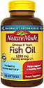 Deals List: Nature Made Fish Oil 1200mg One Per Day, 100 Softgels, Fish Oil Omega 3 Supplement For Heart Health