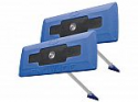 Deals List: Snow Joe SJBLZD-ECM-LED-2-SJB Telescoping Snow Broom + Ice Scraper | 18-Inch Foam Head | Headlights (Blue)