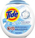 Deals List: Tide Free and Gentle Laundry Detergent Pods, 81 Count, Unscented and Hypoallergenic for Sensitive Skin