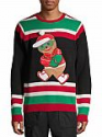 Deals List: Holiday Time Men's Ugly Christmas Sweater