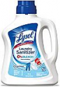 Deals List: Lysol Laundry Sanitizer Additive, Bacteria-Causing Laundry Odor Eliminator, 0% Bleach Laundry Sanitizer, color, Multi 90 Fl Oz Crisp Linen