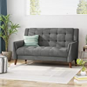 Deals List: Christopher Knight Home Evelyn Fabric Loveseat