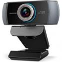Deals List: Unzano Full HD Webcam 1080P Streaming Camera Webcam