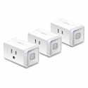 Deals List: Kasa Smart Plug by TP-Link, Smart Home WiFi Outlet Works with Alexa, Echo, Google Home & IFTTT, No Hub Required, Remote Control, 12 Amp, UL Certified, 3-Pack (HS103P3)