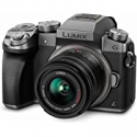 Deals List: Panasonic LUMIX G7KS 4K Mirrorless Camera, 16 Megapixel Digital Camera, 14-42 mm Lens Kit, DMC-G7KS