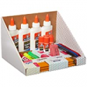 Deals List: School Supply Kit: Sharpie Highlighters, Paper Mate Pens, EXPO Dry Erase, Elmer's Glue & More, 31 Count