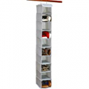 Deals List: Simple Houseware 10 Shelves Hanging Shoes Organizer Holder for Closet
