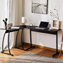 Deals List: CO-Z L Shaped 63 and 58-In Corner Desk with Cable Management