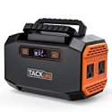 Deals List: TACKLIFE P16 150W Portable Power Station 167Wh 45000mAh Battery Generator