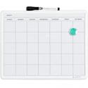 Deals List: U Brands Contempo Magnetic Monthly Calendar Dry Erase Board