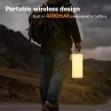 Deals List: TaoTronics TT-DL23 Table Touch Sensor Beside Lamp Portable Lantern