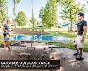 Deals List: Stiga XTR Series Table Tennis Table