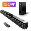 Deals List: Bomaker Sound Bar with Wireless Subwoofer 150W 2.1 CH