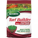 Deals List: Scotts Turf Builder WinterGuard Fall Lawn Food, 12.5 Lb - Fall Lawn Fertilizer Builds Strong, Deep Grass Roots for a Better Lawn Next Spring - Covers 5,000 Sq Ft