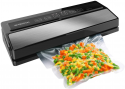 Deals List: GERYON Vacuum Sealer Machine, Automatic Food Sealer for Food Savers w/ Starter Kit|Led Indicator Lights|Easy to Clean|Dry & Moist Food Modes| Compact Design