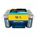 Deals List: Rayovac D Batteries, Alkaline D Cell Batteries (12 Battery Count)