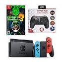 Deals List: Nintendo Switch Luigi's Mansion 3 Game & Console Bundle  + Get $80 Kohl's Cash