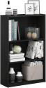 Deals List: Furinno Jaya Simple Home 3-Tier Adjustable Shelf Bookcase