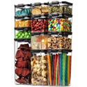Deals List: 12 Pack Airtight Food Storage Container Set