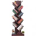 Deals List: Himimi 9-Shelf Tree Book Shelf Display Storage Rack