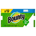Deals List: 8-Rolls Bounty Select-A-Size 2-Ply Paper Towels 74 Sheets/Roll