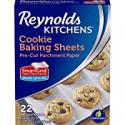 Deals List: Reynolds Kitchens Cookie Baking Sheets, Pre-Cut Parchment Paper, 22 Sheets