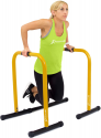 Deals List: ProsourceFit Dip Stand Station Ultimate Heavy Duty Body Bar Press with Safety Connector