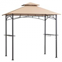 Deals List: Amazon Basics Outdoor Patio Grill Gazebo with LED Lights