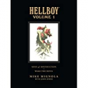 Deals List: Hellboy Library Edition Volume 1: Seed of Destruction Hardcover