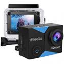Deals List: Piwoka Action Camera 1080P 12MP Waterproof