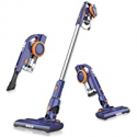 Deals List: ORFELD Cordless Vacuum, 18000pa Stick Vacuum 4 in 1,Up to 50 Minutes Runtime, with Dual Digital Motor for Deep Clean Whole House