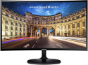 Deals List: Samsung CF390 Series 27 inch FHD 1920x1080 Curved Desktop Monitor for Business, HDMI, VGA, VESA mountable, 3-Year Warranty, TAA (C27F390FHN)