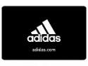 Deals List: adidas $50 Gift Card