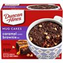 Deals List: 4-Ct Duncan Hines Mug Cakes Caramel Flavored Brownie Mix 2.6oz