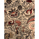 Deals List: United Weavers Plaza Gina Woven Olefin Area Rug 5.3x7.2-FT