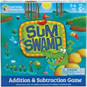 Deals List: Learning Resources Sum Swamp Game LER5052