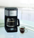 Deals List: Capresso 5-Cup Mini Drip Coffee Maker, Black and Stainless Steel