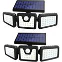 Deals List: Sonata 3 Adjustable Heads Solar Powered Outdoor Lights