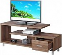 "Deals List: Convenience Concepts Seal II 60"" TV Stand, Cappuccino"