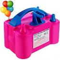 Deals List: PCFING Portable Dual Nozzle Electric Balloon Blower Air Pump