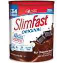 Deals List: SlimFast Original Rich Chocolate Royale Shake Mix 31.18oz