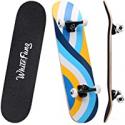 Deals List: WhiteFang Skateboards 31 Inch Complete Skateboard