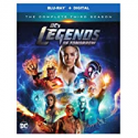 Deals List: DC's Legends of Tomorrow: The Complete Third Season (BD) [Blu-ray]